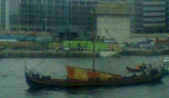 Viking Arrival