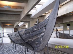 Viking Boat Original