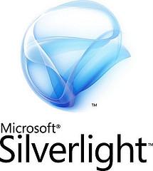 Microsoft silverlight logo