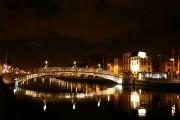 Halfpenny Bridge Dublin