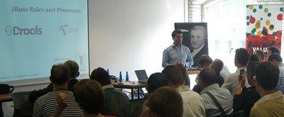 Drools jPBM Business rules presentation