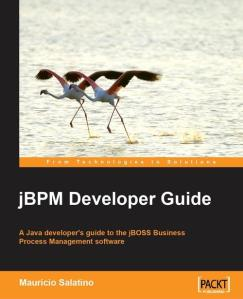 jBpm Java Business Process Management book cover