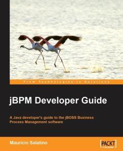 jBpm Java Business Process Management book cover